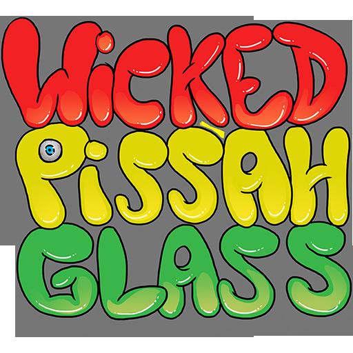 Wicked Pissah Glass